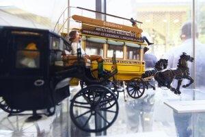 Az omnibuszok világától a 291-es buszig
