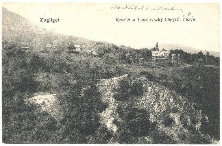 Zugliget története