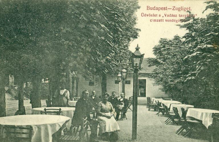 Zugliget története kiállítás