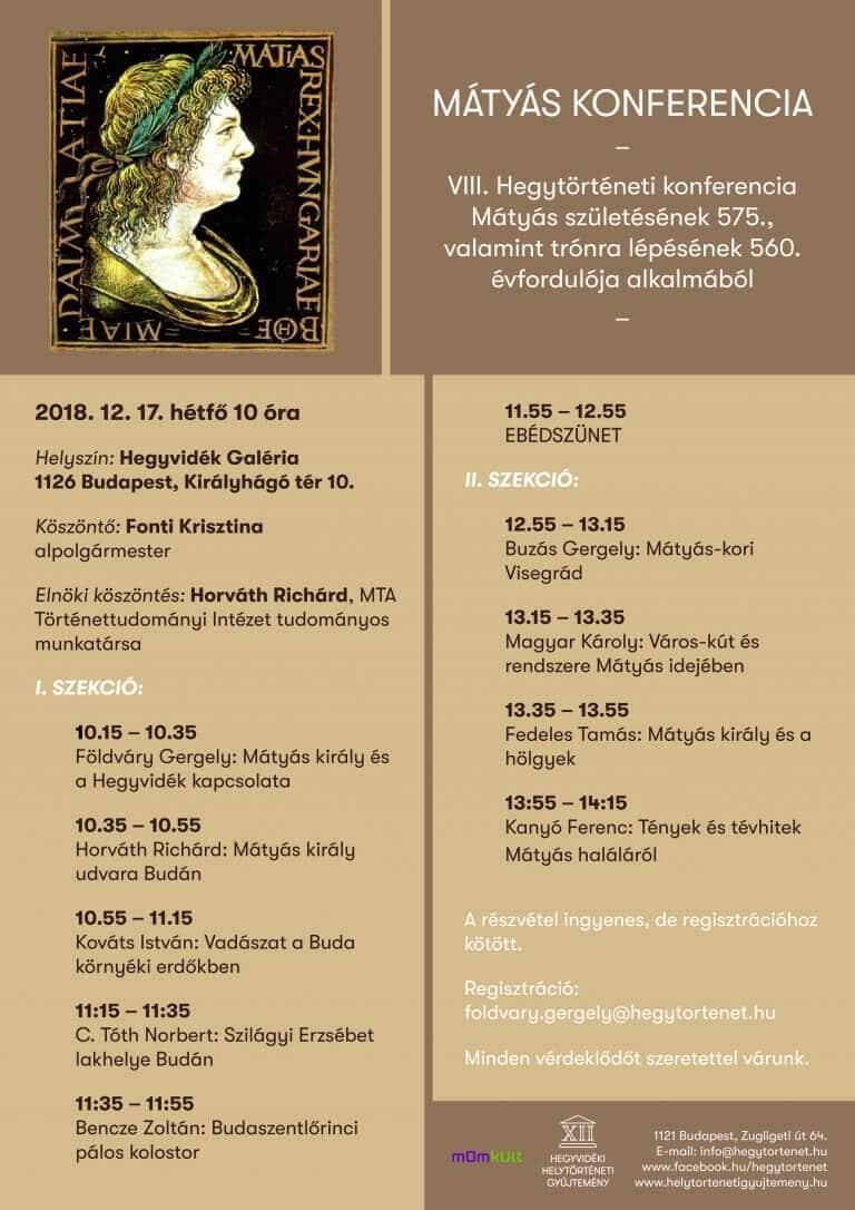 Mátyás Konferencia