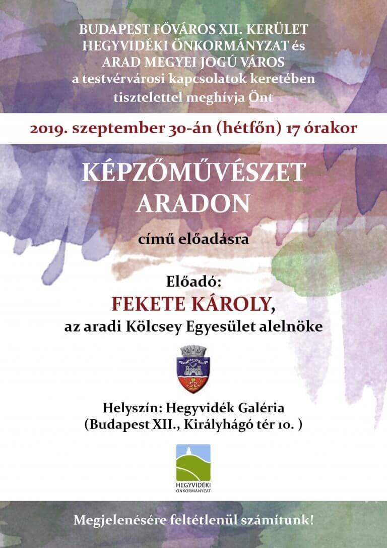 Képzőművészet Aradon